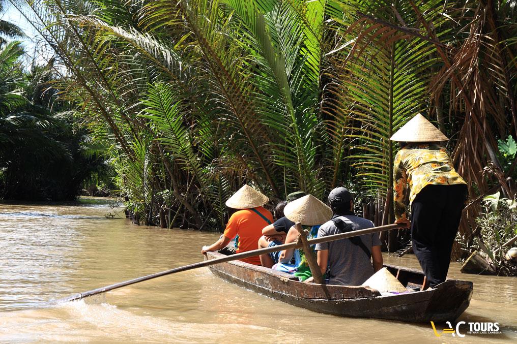 Delta di Mekong - Vietnam