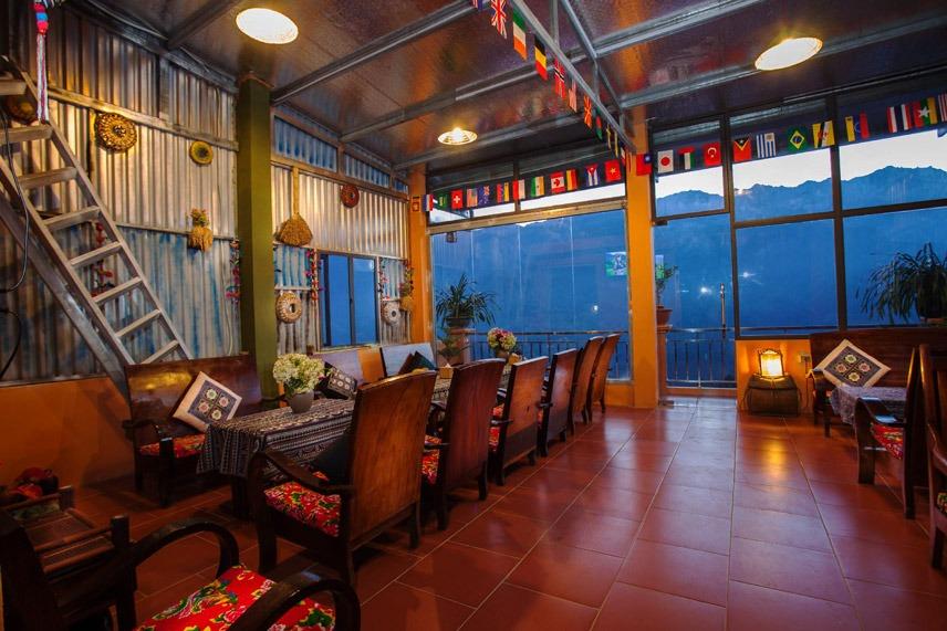 Hotel di Sapa Vietnam